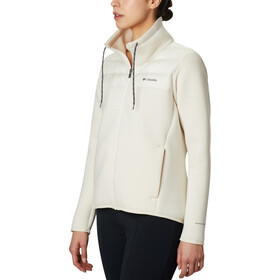 Columbia Northern Comfort Hybrid Jacket Damen chalk